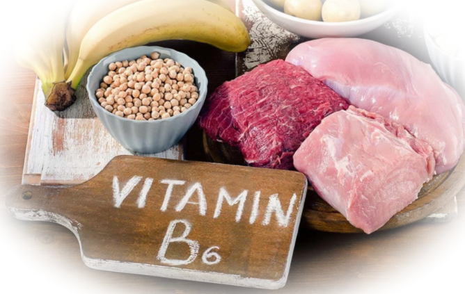 Значение витамина B6 для организма