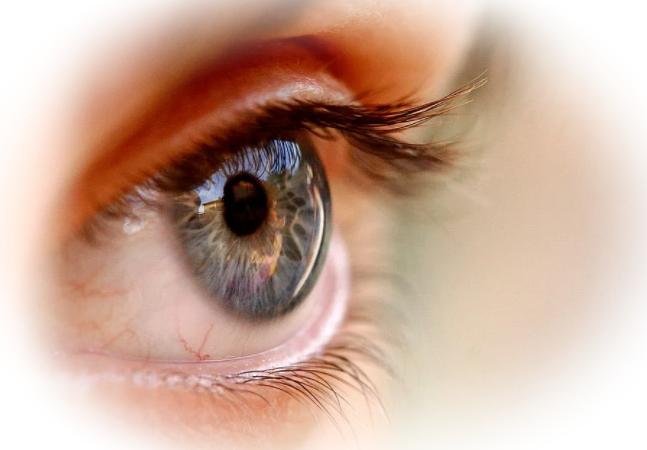 Глаза — зеркало души