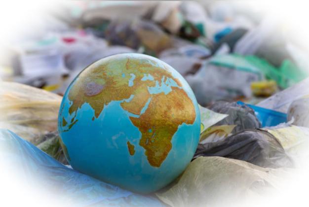 Планета Земля загрязняется?
