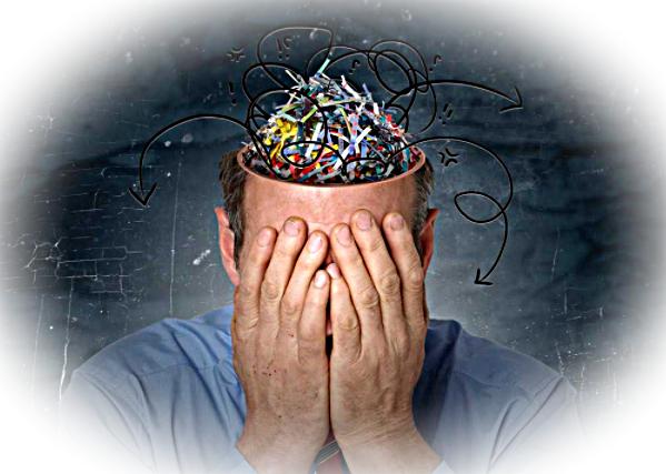 Подсознание — внутренний конфликт