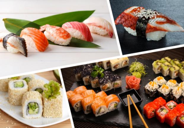 Полезные и вкусные суши на дом