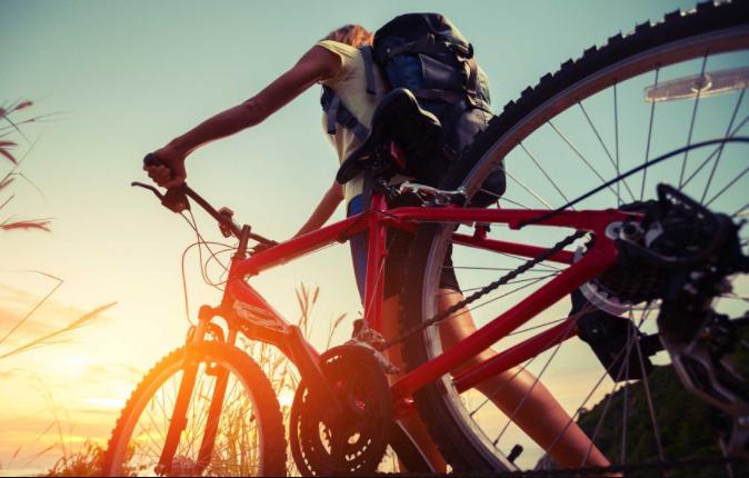 Велопрогулка и велоспорт